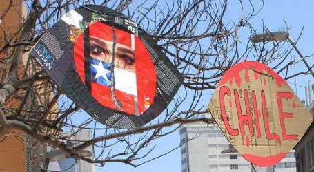 Pasukan Chili Terus Gunakan Proyektil Kontroversial kepada Pemrotes