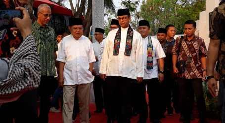 Gubernur Anies Harap Masjid Apung Jadi Ikon Baru Indonesia
