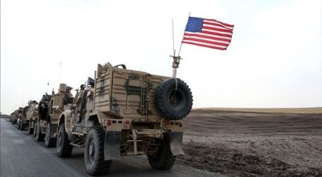 AS Lanjutkan Patroli Di Reservoir Minyak Suriah
