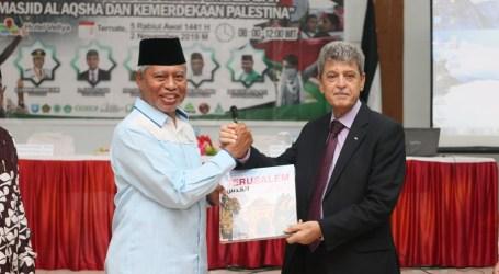 Dubes Palestina Apresiasi Dukungan dari Pelosok Negeri Indonesia
