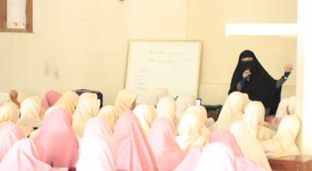 Ponpes Al-Fatah Lampung Beri Penyuluhan Bahaya Pornografi dan Seks Menyimpang