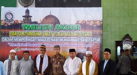 Tabligh Akbar 1441 H dan Silaturahim Umat Islam Maluku Utara