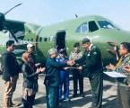 Angkatan Darat Nepal Terima Pesawat CN-235-220 dari PT DI