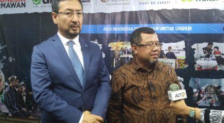 Bantuan ACT Disalurkan untuk Pengungsi Uighur Januari 2020