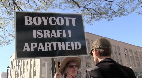 Israel Bagikan 575.000 Dolar untuk Organisasi yang Perangi BDS
