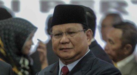 Majukan Industri Pertahanan, Menhan Prabowo Kunjungi PT Pindad