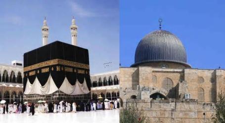 Masjid Al-Aqsa Kiblat Pertama Umat Islam