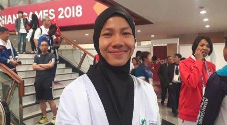 Mariska Halinda, Taekwondo Muslimah Andalan Tim Indonesia di SEA Games 2019