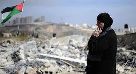 Penghancuran Rumah Palestina Terus Meningkat Selama 2019