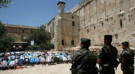 Tetap Berusaha Masuk Masjid Ibrahimi Walau Dihalangi Israel