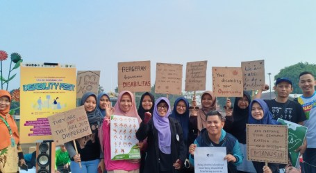 Disability Fest Gugah Kesadaran Masyarakat Peduli Penyandang Cacat