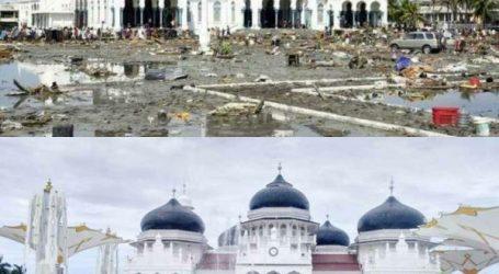 Masyarakat Aceh Peringati 15 Tahun Tsunami Aceh