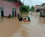 Banjir Bandang Rendam Ribuan Rumah di Solok Selatan