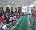 100 Guru TPQ Ikuti Pelatihan oleh YBM PT PLN