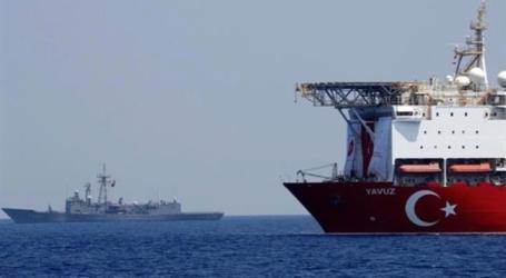 Angkatan Laut Turki Usir Kapal Israel di Perairan Siprus