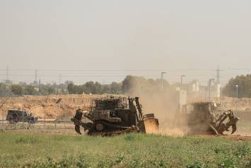 Pasukan Israel Lakukan Serangan Terbatas di Beit Lahiya