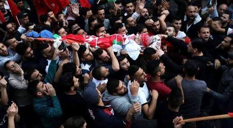 Israel Bunuh 149 Warga Palestina pada 2019