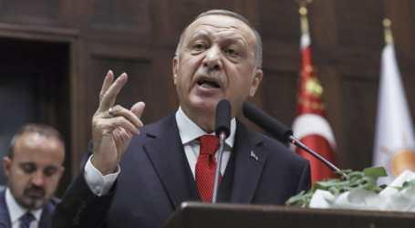 """Erdogan Tidak akan Tahan Diri dari """"Mengajarkan Pelajaran"""" kepada Haftar"""