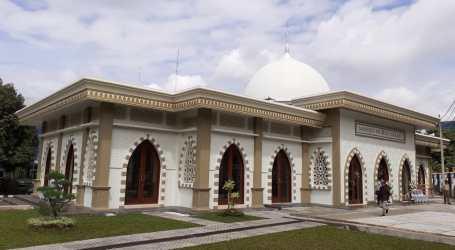 Peresmian Masjid Nurul Falah Ditjen Bina Pemdes – Dukcapil Kemendagri