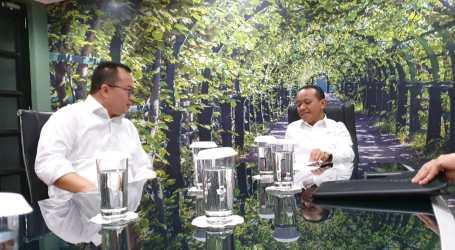 Kepala BKPM Siap Bantu IPB Dorong Mahasiswa Jadi Enterpreneur