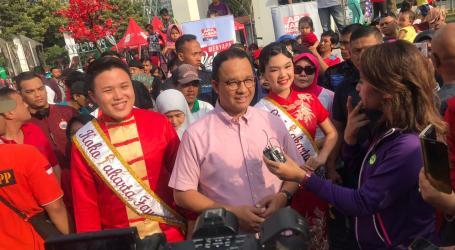 Jakarta Imlekan, Anies: Wujud Nyata Jakarta Ramah Budaya