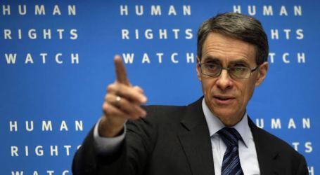HRW: Pemerintah China Timbulkan Ancaman Global HAM