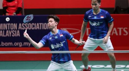 Enam Wakil Indonesia Masuk Perempat Final Malaysia Masters 2020