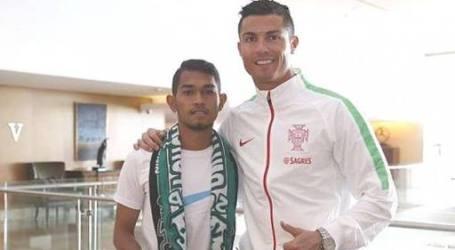 Jelang Pernikahan Anak Angkat Christiano Ronaldo, Martunis Ronaldo Asal Aceh