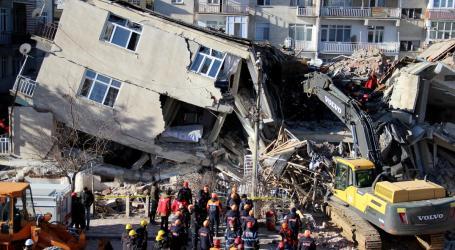Gempa Landa Turki Timur, 29 Meninggal, 1.243 Luka