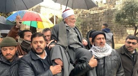Israel Larang Syeikh Ikrima Sabri Empat Bulan Masuki Al Aqsa
