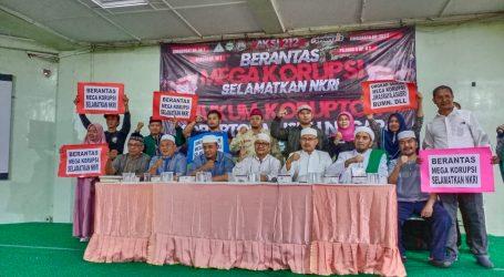 Aksi Berantas Mega Korupsi Selamatkan NKRI akan Digelar Jumat, 21 Februari