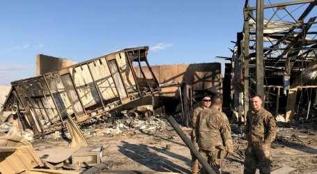 Terus Bertambah, 109 Tentara AS Cedera Otak Pasca Serangan Rudal Iran