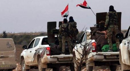Pasukan Assad Ambil Alih Aleppo