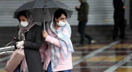 Korban Meninggal karena Corona di Iran Naik Jadi 124 Jiwa