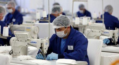 Tahanan Turki Produksi Masker Virus Corona untuk Rumah Sakit