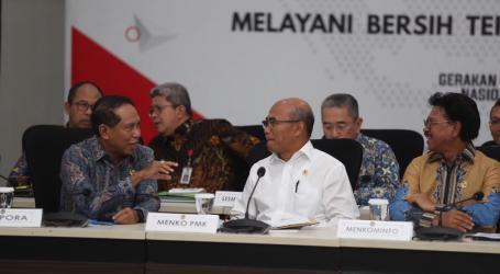 Persiapan PON XX dan PEPARNAS XVI Papua Capai 80 Persen