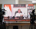 Jokowi: ASN, TNI/Polri, dan Pegawai BUMN Dilarang Mudik