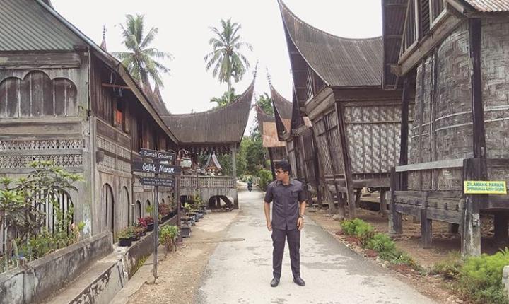 Wisata favorit kabupaten solok