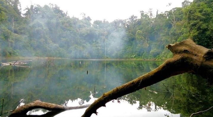 Danau bontak Solok Selatan