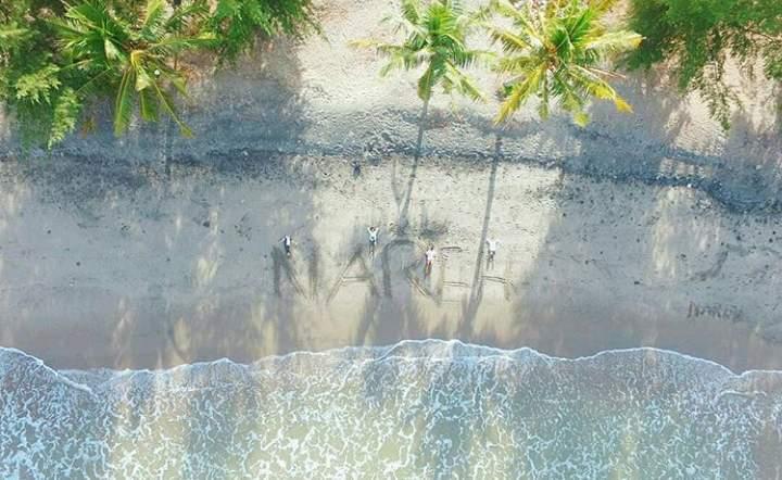 Gambar Pantai Nareh
