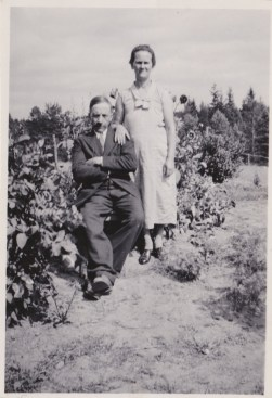Johan och Jenny Johansson