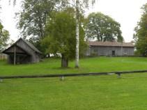 Storegården från 1700 i Suntak