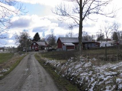 Soldat 593 Lars Holm i Holma tomten, Karleby