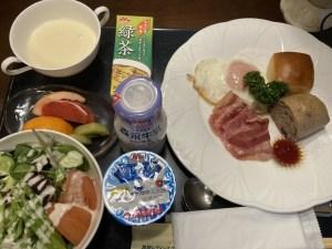 箕面レディースクリニックの入院食