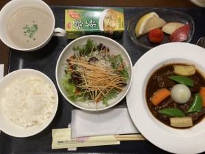 箕面レディースクリニック入院食