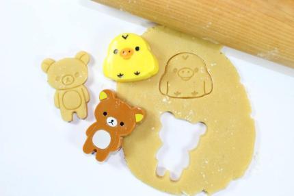 rilakkuma_coney_cookies