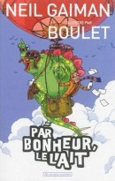 Boulet illustre Neil Gaiman