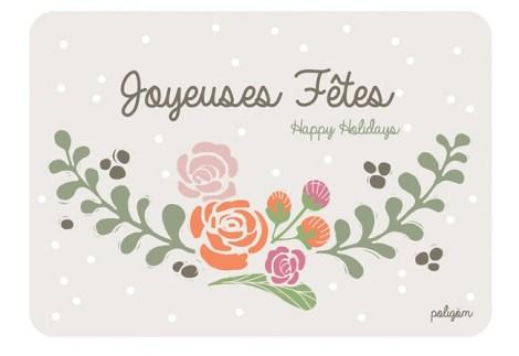 cartes-noel-fleurs