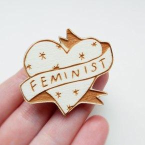 créations féministes etsy