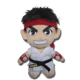 Peluche geek street fighter ryu